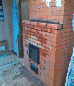 Печь после ремонта https://pechdoc.ru/